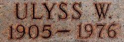 Ulyss W. Crider