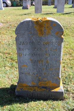 Jason Clapp Drisko