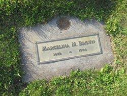 Marcelina M Brown