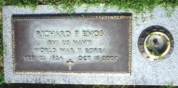 Richard Frank Enos