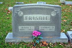 Ravia L <I>Purdue</I> Frisbie