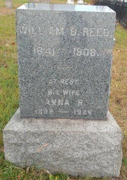Anna Rebecca <I>Blackwell</I> Reed