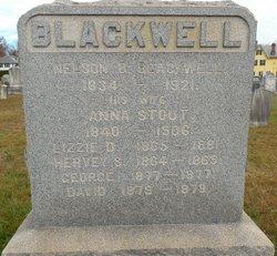 Anna Hagaman <I>Stout</I> Blackwell