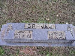 "Katurah Francis ""Turah"" <I>Wellborn</I> Graves"