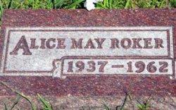 Alice May Roker