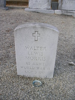 Walter Lewis Morris