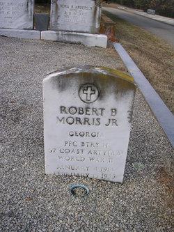 Robert B Morris Jr.