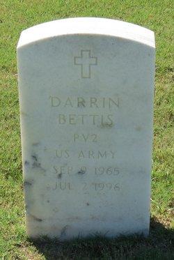 Darrin Bettis