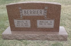 Willis A. Berrier