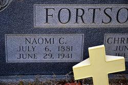 Martha Naomi <I>Chatham</I> Fortson