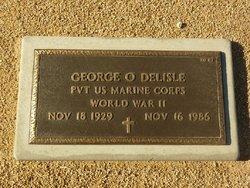 George O Delisle