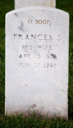 Frances S <I>Swift</I> Dewey