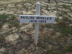 Pauline Hazel <I>Wofford</I> Mindler