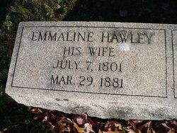 Emmeline <I>Hawley</I> Beach