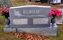 Nancy Katherine <I>Johnson</I> Elrod
