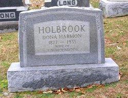Dona <I>Harmon</I> Holbrook