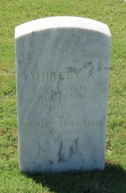 Shirley R Gardner