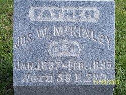 Joseph W McKinley