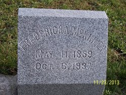 Fredericka McKinley