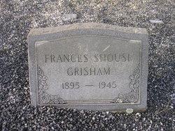 Frances May <I>Shouse</I> Grisham