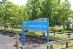 Piako Cemetery