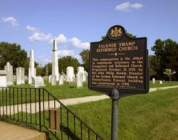 Falkner Swamp Reformed Church Cemetery