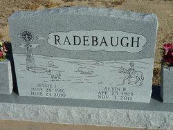 Alvin Bruce Radebaugh