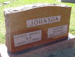 Marjorie <I>Millikan</I> Johnson