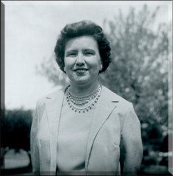 Lucille Mary <I>Bourgette</I> Adler