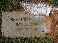 Richard Fredrick Allen