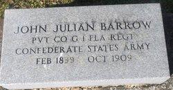John Julian Barrow