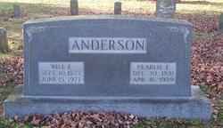Will F Anderson