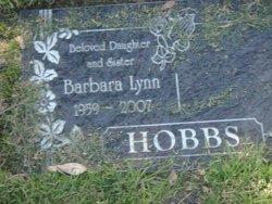 Barbara Lynn Hobbs