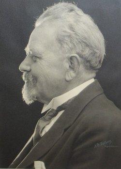 """Carl M. Brinck """"C.B."""" Christensen"""