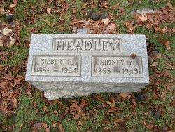 Sidney <I>Young</I> Headley
