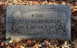Helen Woods Rodgers