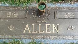 """William """"Bill"""" Allen"""