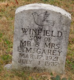 Winfield Garey