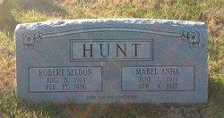 Mabel Anna Hunt