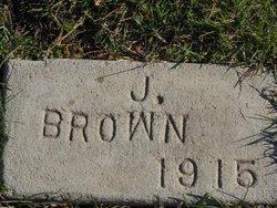 Jennie May <I>Morris</I> Brown