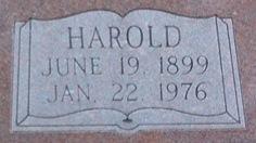Harold Braswell