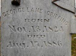 Rev George Lane Griffing