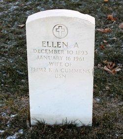 Ellen A Cummens