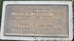 William Dwight Daggs