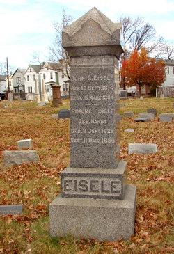 Charles W Eisele
