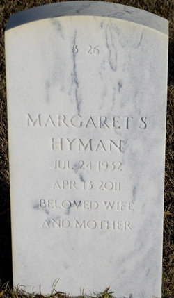 "Margaret Susan ""Maggie Sue"" <I>Sports</I> Hyman"