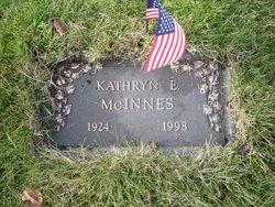 Katheryn E McInnes