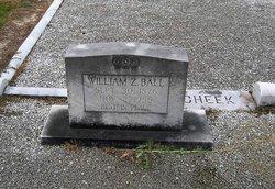 William Zaphaniah Ball