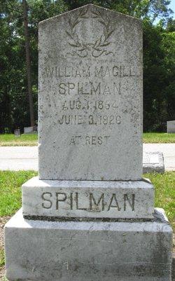 William Magill Spilman