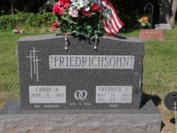 Fredrick Carlyle Friedrichsohn